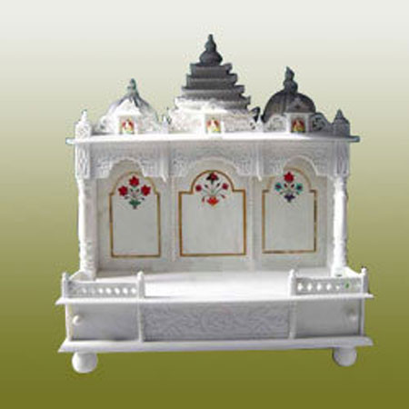 Best marble temple design for home photos interior for Home mandir designs marble